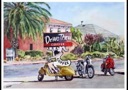Diana Day Glynn - Watercolor
