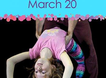 Family Circus Workshop at The Actors Gymnasium
